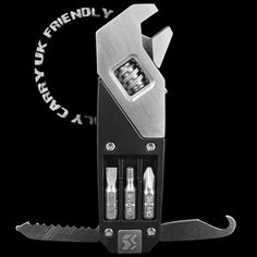 Swiss Tech XDrive Adjustable Wrench