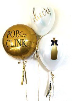 P23 Pop Fizz Clink Balloon Decals Set by TheCoutureKitten on Etsy