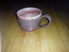 Chamotte wave mug by Muddymood on Etsy