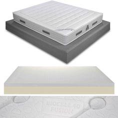 Druckentlastung und ein angenehmes Liegegefühl – mit der Matratze Gran Sonno Fresh Mini, Mattresses