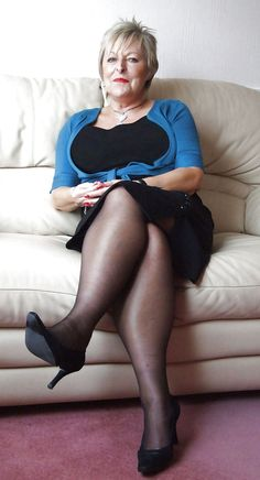 realy old women shaged in tights
