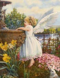 Angel by Sandra Kuck