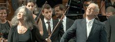 New video release: Daniel Barenboim, Martha Argerich & Divan Orchestra live from Teatro Colón | Daniel Barenboim