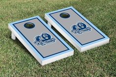 Old Dominion Monarchs Framed Border Cornhole Toss Game