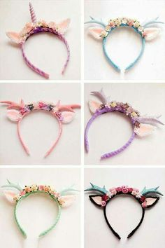 Pulpima fawn headbands