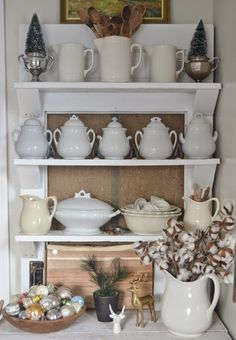 Country Farmhouse ~Great Ironstone Collection