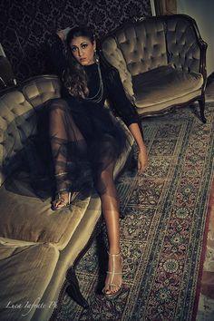 PH: Luca Iafrate Ph Model: Diletta Minna  MUA: Maria Federica Rotondi Hair Stylst: Alessia Rotondi