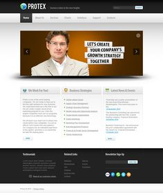 Financial joomla template joomla templates pinterest business business protect flash animated joomla template by html5 web templates cheaphphosting Image collections
