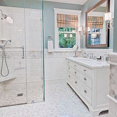 Beveled Subway Tile Design Ideas, Pictures, Remodel, and Decor - page 4