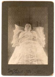 Post Mortem Photos