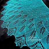 Ravelry: Herbarium Lace Shawl pattern by Alina Appasov