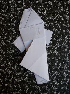 Medidas molde Origami-Gueixa