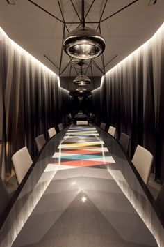 Skylab Architecture // W Hotel Seattle - Private Dining
