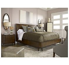 Bed of Tranquility from the Giasana collection by Drexel Heritage Furniture