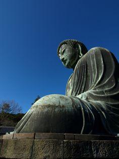 大仏, 鎌倉大仏, 鎌倉, Kamakura, Japan