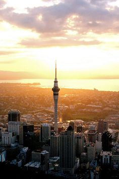Auckland, New Zealand. First NZ city I visited! :)