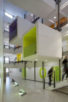 GIPES Institute by NBJ Architects - http://www.interiordesign2014.com/architecture/gipes-institute-by-nbj-architects/