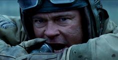 "Sony Pictures has moved up the release of its Brad Pitt World War II pic ""Fury"" from Nov. The tank drama, co-starring Shia LaBeouf and Logan Lerman, is directed by David Ayer and said to be an awards contender. Brad Pitt, Trailer Film, Hd Trailers, Fury 2014, Diego Luna, Cinema, Shia Labeouf, Logan Lerman, Movie Gifs"