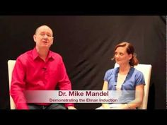 Dave Elman Induction:  Dr. Mike Mandel Demonstrates the Elman Induction