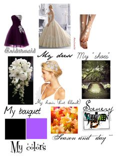 """""""My dream wedding!"""" by rawrrawramber ❤ liked on Polyvore featuring ASOS and Take-two"""