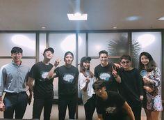 Park Shin Hye ❤️ Boice #cnblue CNBLUE Lee jong hyun, Lee jung Shin, kang Min Hyunk, Jung Yong Hwa