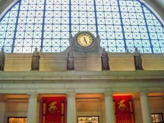 UNION STATION Union Station, San Francisco Ferry, Building, Travel, Home Decor, Voyage, Homemade Home Decor, Buildings, Viajes