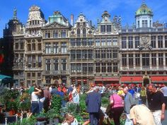 Kompas: Zemlje Beneluksa i Floriade