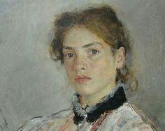 Valentin Serov Retrato de Derwiz
