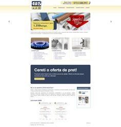 AVS Instal Gaz · Instalatii gaze, termice si sanitare