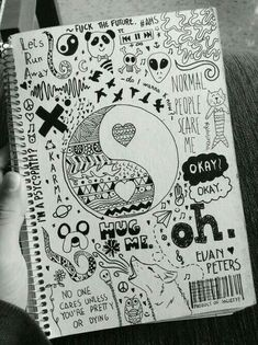 Teen drawing