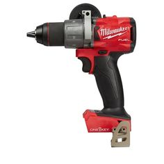 Milwaukee Perceuse percussion 18 V Fuel Cordless Power Tools, Cordless Drill, Dremel, Tool Website, Marching Band Humor, Milwaukee Tools, Milwaukee M18, Hammer Drill