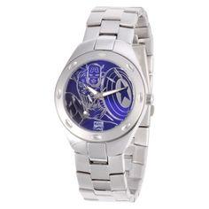 Captain America Wristwatch - Silver Tone