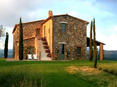 imagery above, is part of Beautiful Design of the Italian Farmhouse ...