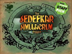 The Sedefkar Simulacrum project video thumbnail