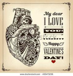 anatomically correct mechanical heart