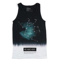 Constellation Dip-Dye Tank