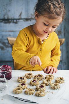 Jam Sunflower Thimbles / Green Kitchen