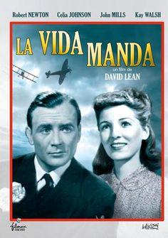 La vida manda (1944) Reino Unido. Dir: David Lean. Drama. Familia. Cine social. Entreguerras - DVD CINE 887