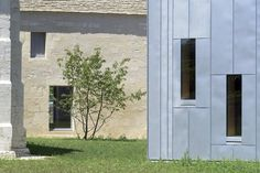 Conversion Of The Former Hospital Of Meursault - Picture gallery