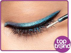 hi beauties, turn your daily eyeliner into the star of any party in a flash with the crystal eyeliner! small tip: if you use it as a mascara topper, you can even set cool accents on your lashes!  which eyeliner colour is missing from your collection?  #essence #eyes #eyeliner #kajal #eyepencil #doubleeyeliner