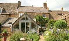 You couldn't ask for a better looking extension. Lots of character, love the steep roof...