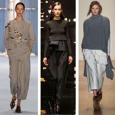Tendances mode automne-hiver 2015/2016 - Marie Claire
