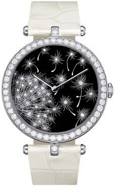 Diamond Watches Ideas : Van Cleef & Arpels beauty bling jewelry fashion - Watches Topia - Watches: Best Lists, Trends & the Latest Styles Van Cleef Arpels, High Jewelry, Bling Jewelry, Jewelery, Rubin Rose, Michael Kors, Patek Philippe, Beautiful Watches, Quartz Watch