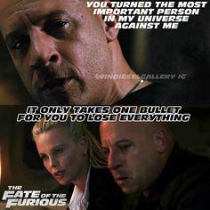 Dom's agony