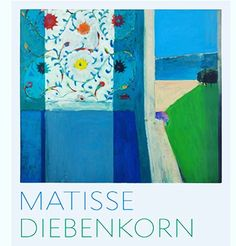 I had the pleasure of seeing the Matisse/Diebenkorn exhibit at the Baltimore Museum of Art yesterday.  It explores Diebenkorn's inspiration in the work of Matisse by juxtaposing the works of the two artists and showing what they had in common.  What a treat!  This Diebenkorn piece is one of my favorites.   #diebenkorn #matisse