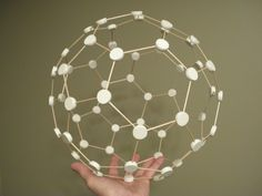 Toothpick+Truncated+Icosahedron+by+scorch.