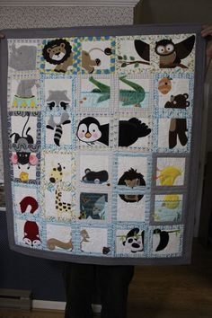 Quilt Square Patterns, Square Quilt, Quilt Baby, Shirt Quilt, Quilt Top, Anita Goodesign, Woodworking Saws, Painted Mugs, Home Workshop