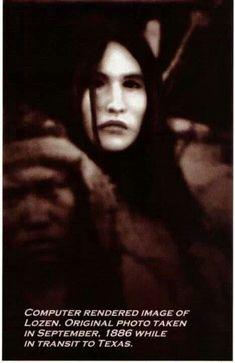 Lozen Apache Woman Warrior - Warrior Nation