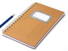 Notizbuch von Drucksachen auf DaWanda.com