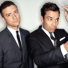 JT & Jimmy. My faves.